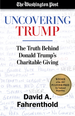 Uncovering Trump: The Truth Behind Donald Trump's Charitable Giving Cover Image