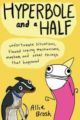 Cover for Hyperbole and a Half