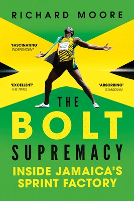 The Bolt Supremacy Cover Image