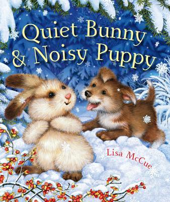 Quiet Bunny & Noisy Puppy Cover
