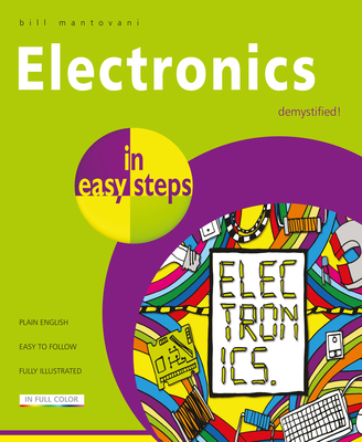 Electronics in Easy Steps Cover Image