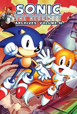 Sonic the Hedgehog Archives 14 Cover