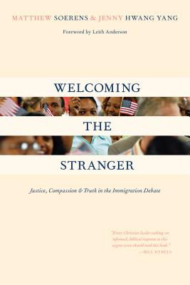 Cover for Welcoming the Stranger