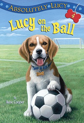 Lucy on the Ball Cover