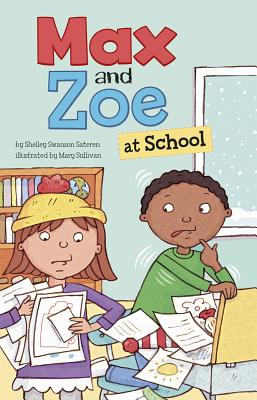 Max and Zoe at School Cover Image