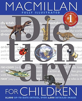 Macmillan Dictionary for Children Cover Image
