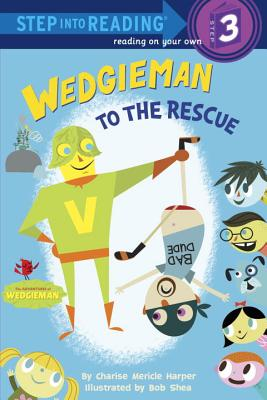 Wedgieman to the Rescue Cover