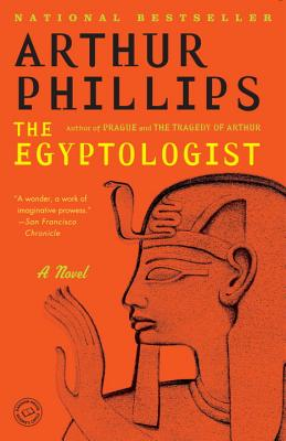 The Egyptologist Cover Image
