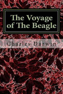 The Voyage of The Beagle Cover Image