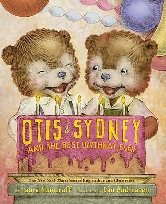 Otis & Sydney and the Best Birthday Ever Cover