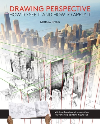 Drawing Perspective: How to See It and How to Apply It Cover Image