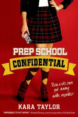 Prep School Confidential Cover