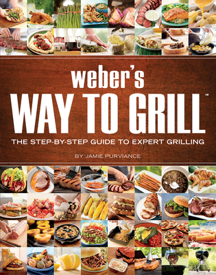Weber's Way to Grill Cover