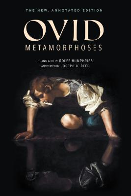 Metamorphoses: The New, Annotated Edition Cover Image
