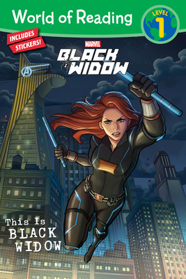 World of Reading: This Is Black Widow Cover Image
