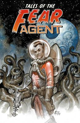 Cover for Tales of the Fear Agent