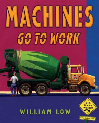 Machines Go to Work Cover