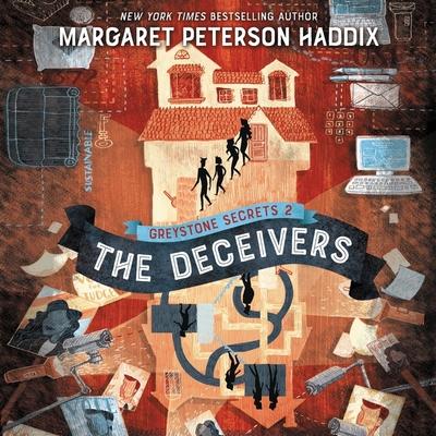 Greystone Secrets #2: The Deceivers Lib/E Cover Image