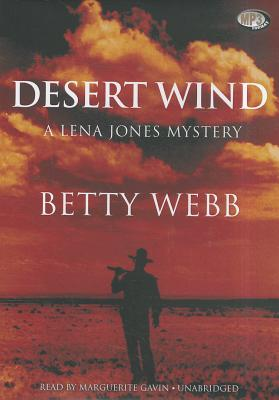 Desert Wind (Lena Jones Mysteries) Cover Image