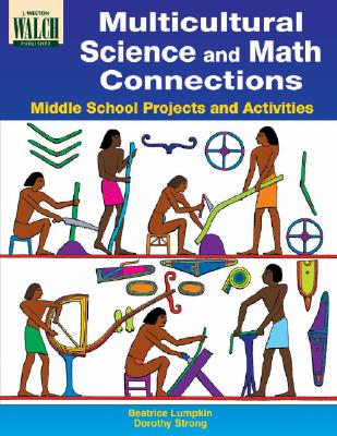 Cover for Multicultural Science and Math Connections