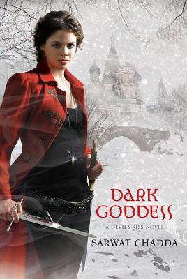 Dark Goddess (a Devil's Kiss Novel) Cover