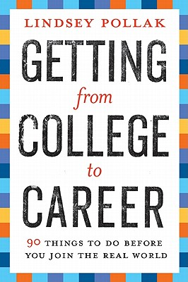 Getting from College to Career Cover