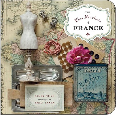 The Flea Markets of France Cover