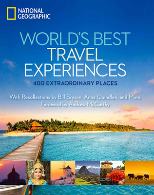 World's Best Travel Experiences Cover