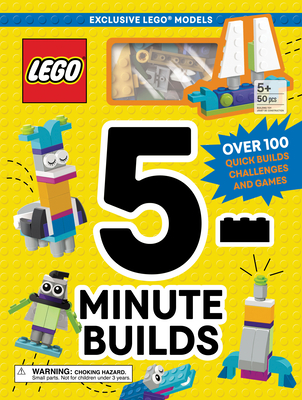 5-Minute Lego(r) Builds Cover Image
