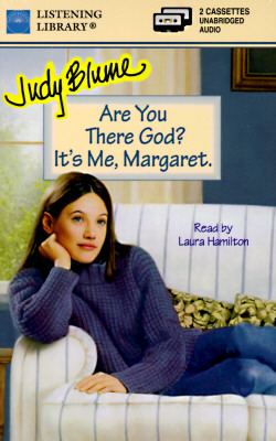 Are You There God? It's Me Margaret (Audio Cassette) | Tattered ...