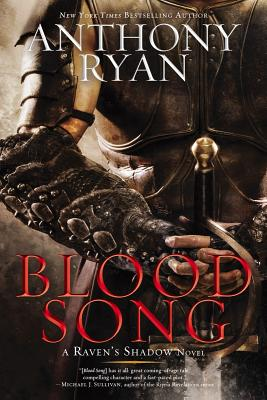 Cover for Blood Song