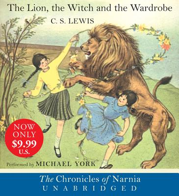 The Lion, the Witch and the Wardrobe CD Cover Image