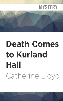 Cover for Death Comes to Kurland Hall (Kurland St. Mary Mystery #3)