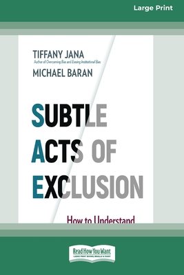 Cover for Subtle Acts of Exclusion