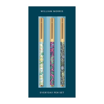 William Morris Everyday Pen Set Cover Image