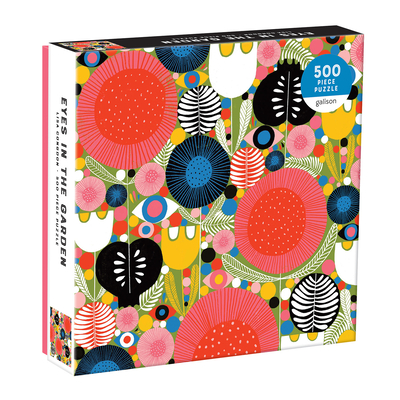 Eyes in the Garden 500 Piece Puzzle Cover Image
