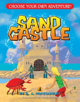 Sand Castle (Choose Your Own Adventure: Dragonlarks) Cover Image