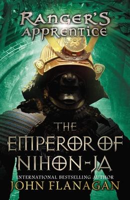 The Emperor of Nihon-Ja: Book Ten (Ranger's Apprentice #10) Cover Image