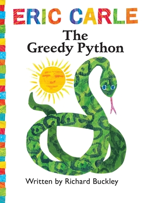 The Greedy Python: Book and CD (The World of Eric Carle) Cover Image