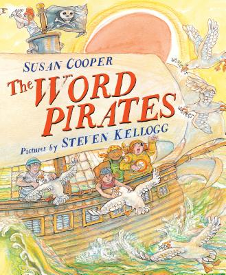 The Word Pirates Cover Image