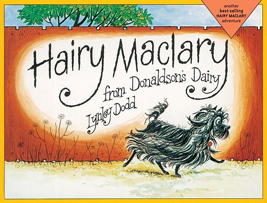 Hairy Maclary from Donaldson's Dairy Cover