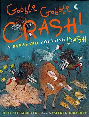 Gobble Gobble Crash! Cover