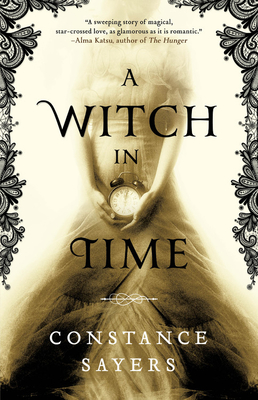 A Witch in Time Cover Image