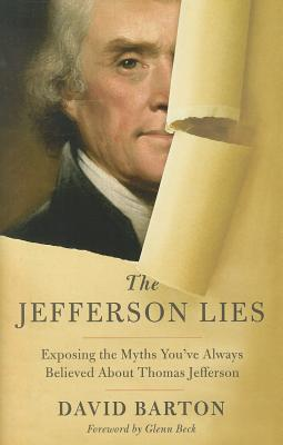 Cover for The Jefferson Lies