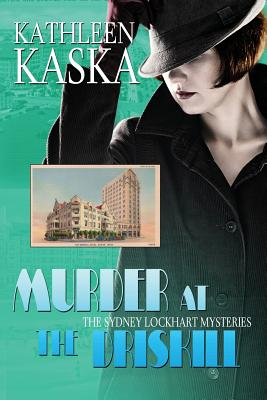 Murder at the Driskill - A Sydney Lockhart Mystery Cover Image