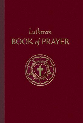 Lutheran Book of Prayer Cover Image