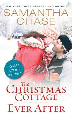 The Christmas Cottage / Ever After Cover
