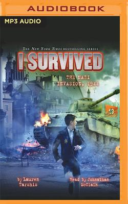 I Survived the Nazi Invasion, 1944: Book 9 of the I Survived Series Cover Image