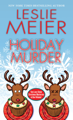 Holiday Murder (A Lucy Stone Mystery) Cover Image
