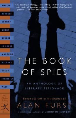 The Book of Spies: An Anthology of Literary Espionage Cover Image